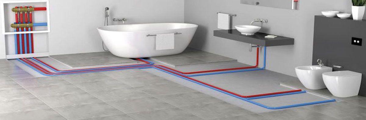 Impianti idraulici e riscaldamento